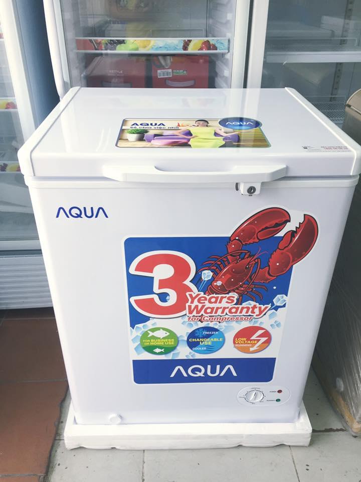 Cách bảo quản hải sản tươi sống với tủ đông