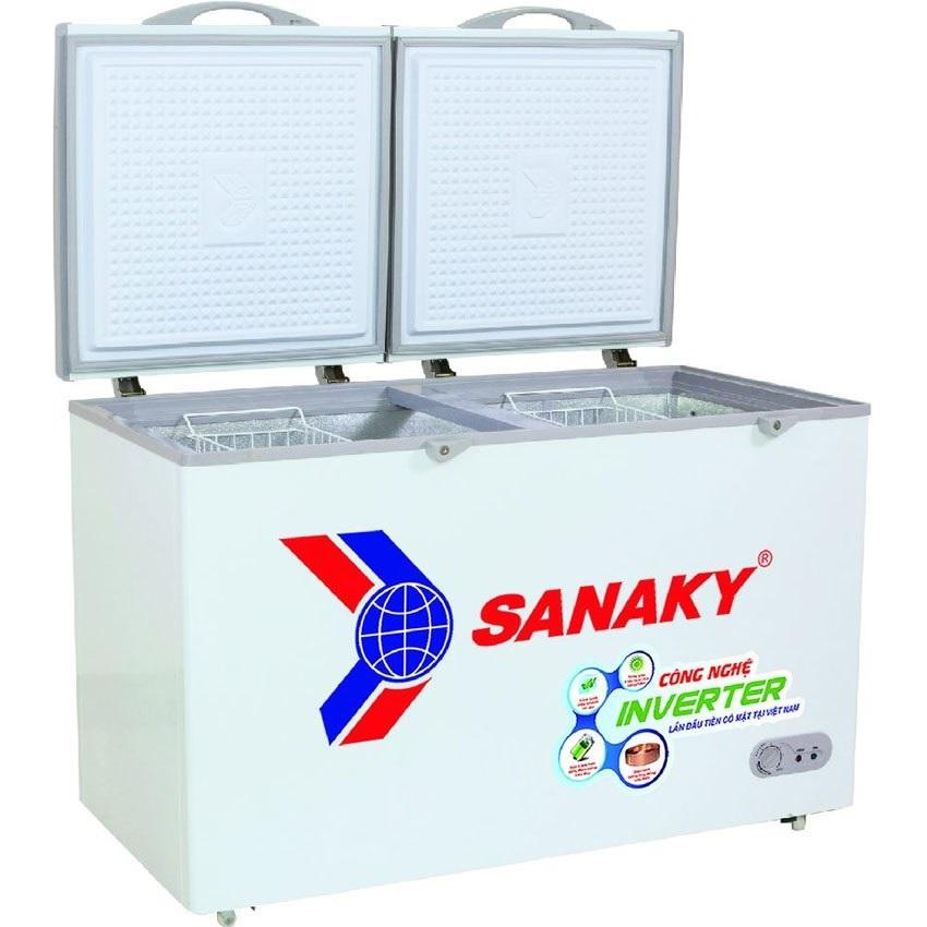 NHỮNG ƯU ĐIỂM NỔI BẬT CỦA TỦ ĐÔNG INVERTER SANAKY VH-4099A3