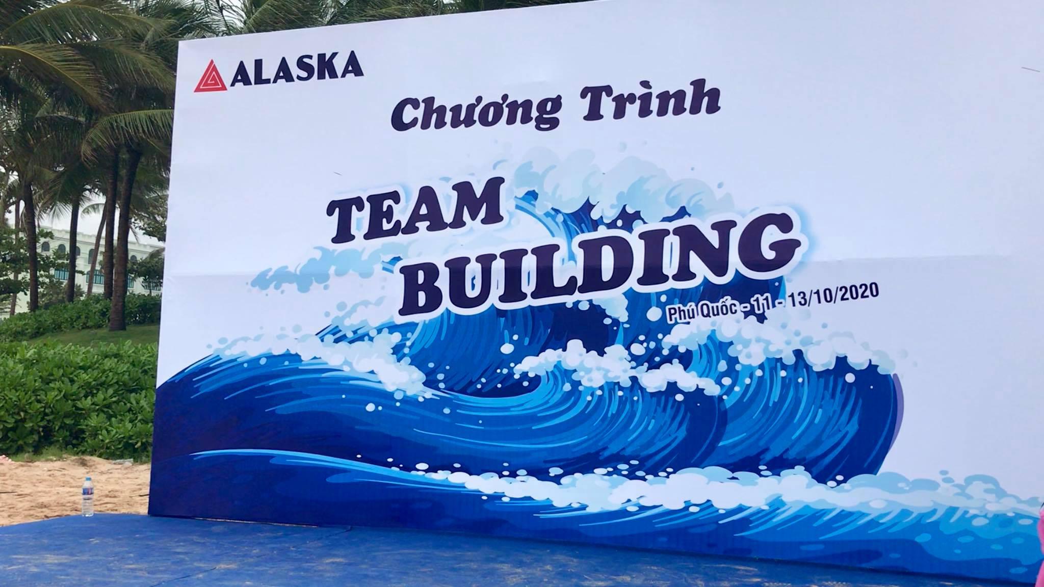 TEAM BUILDING ALASKA 2020 CÙNG CÁC NHÀ PHÂN PHỐI CẢ NƯỚC TẠI PHÚ QUỐC