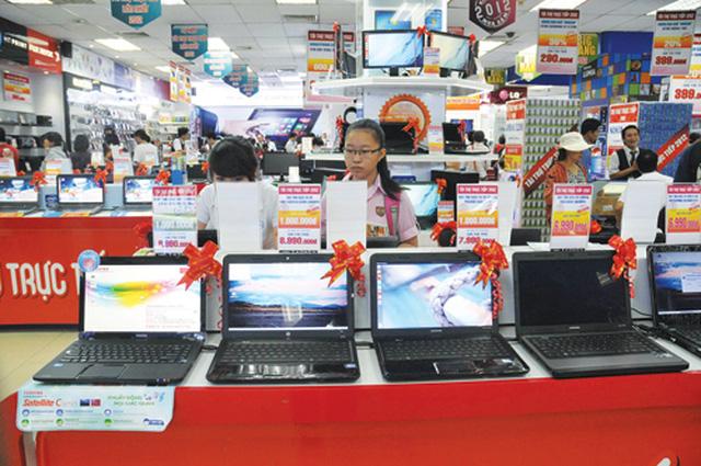 Thị trường công nghệ điện tử VN đạt hơn 113.000 tỉ đồng