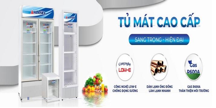Tủ Mát Alaska