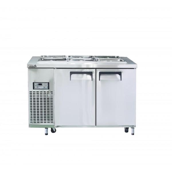 Bàn salad Happys HWA-1200S-F