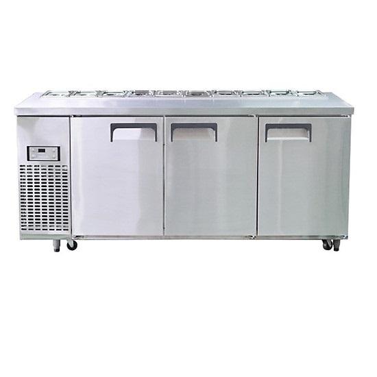 Bàn salad Happys HWA-1800S-F