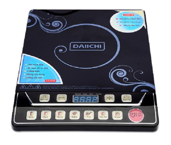 Bếp Điện Từ Daiichi DC-ID2018XR