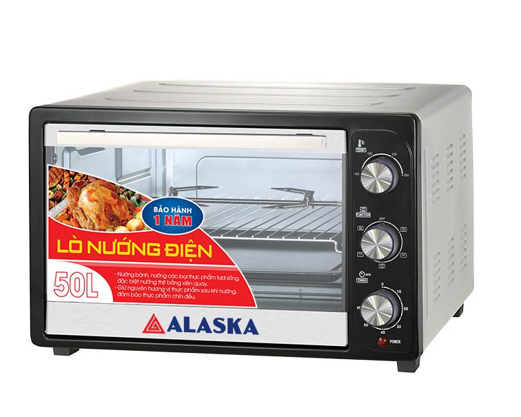 Lò Nướng Alaska KW50C