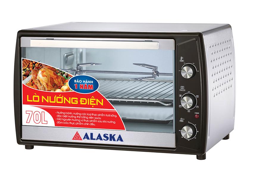 Lò Nướng Alaska KW70C