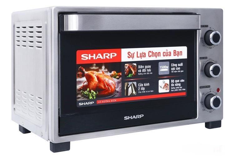 Lò nướng Sharp EO-A323RCSV-ST