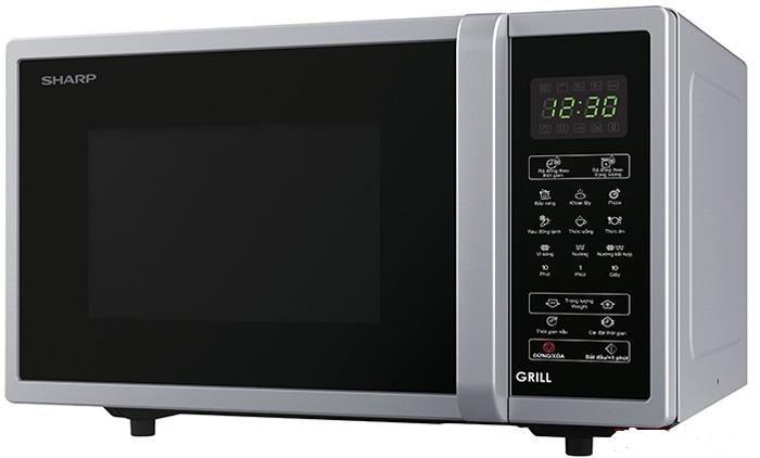 Lò vi sóng có nướng điện tử Sharp R-G372VN-S