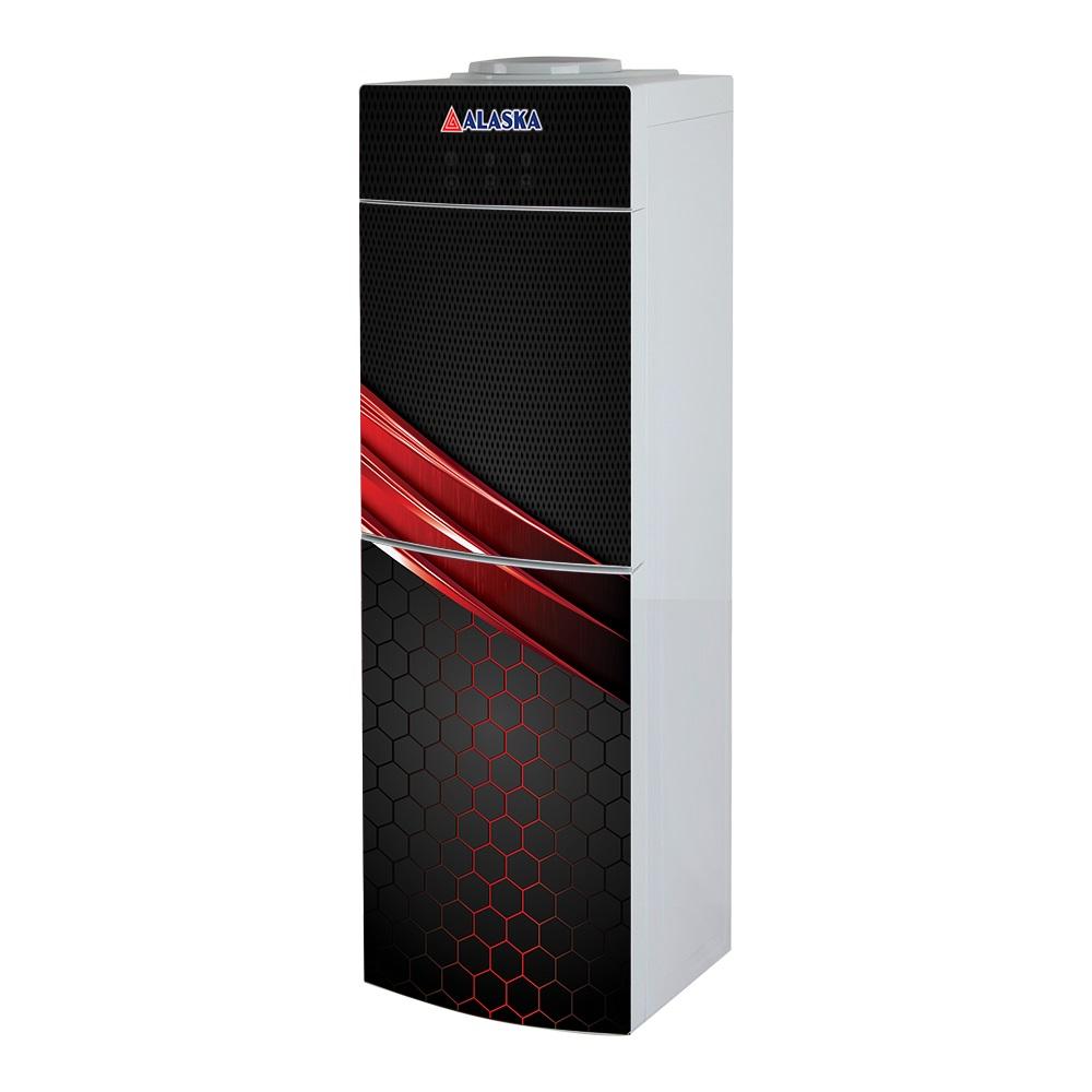 Máy Nóng Lạnh ALASKA R80 2021 Có Ngăn Để Ly