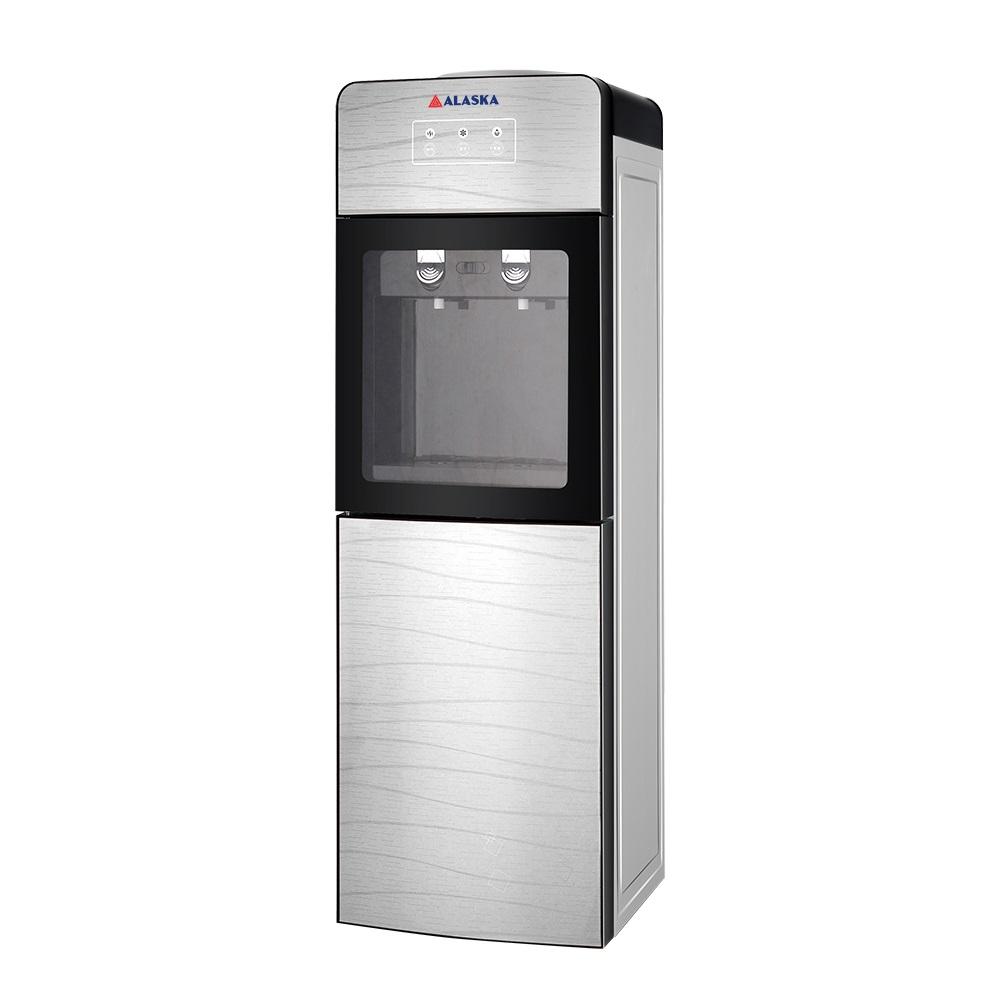 Máy Nóng Lạnh ALASKA R90 2021 Có Ngăn Để Ly