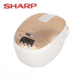 Nồi cơm điện tử Sharp KS-COM183DVL-SL