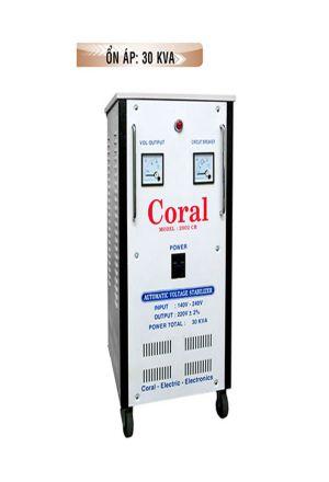Ổn Áp Coral 30KVA ( Dãi Rộng )