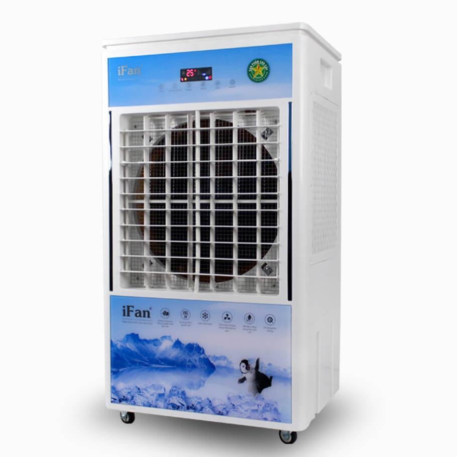 Quạt Hơi Nước IFAN-7000D 50 Lít Có Remote