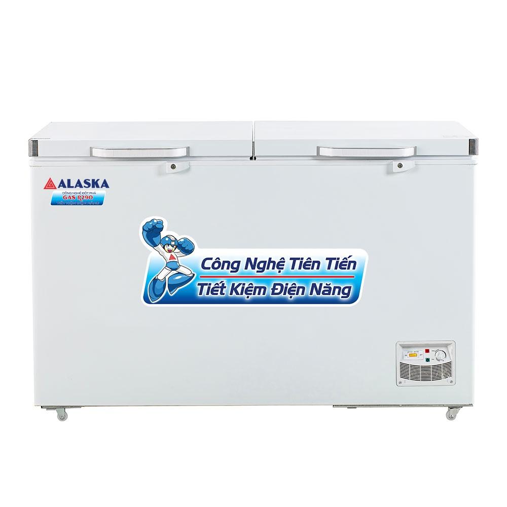 Tủ Đông Alaska HB-550N 408 Lít