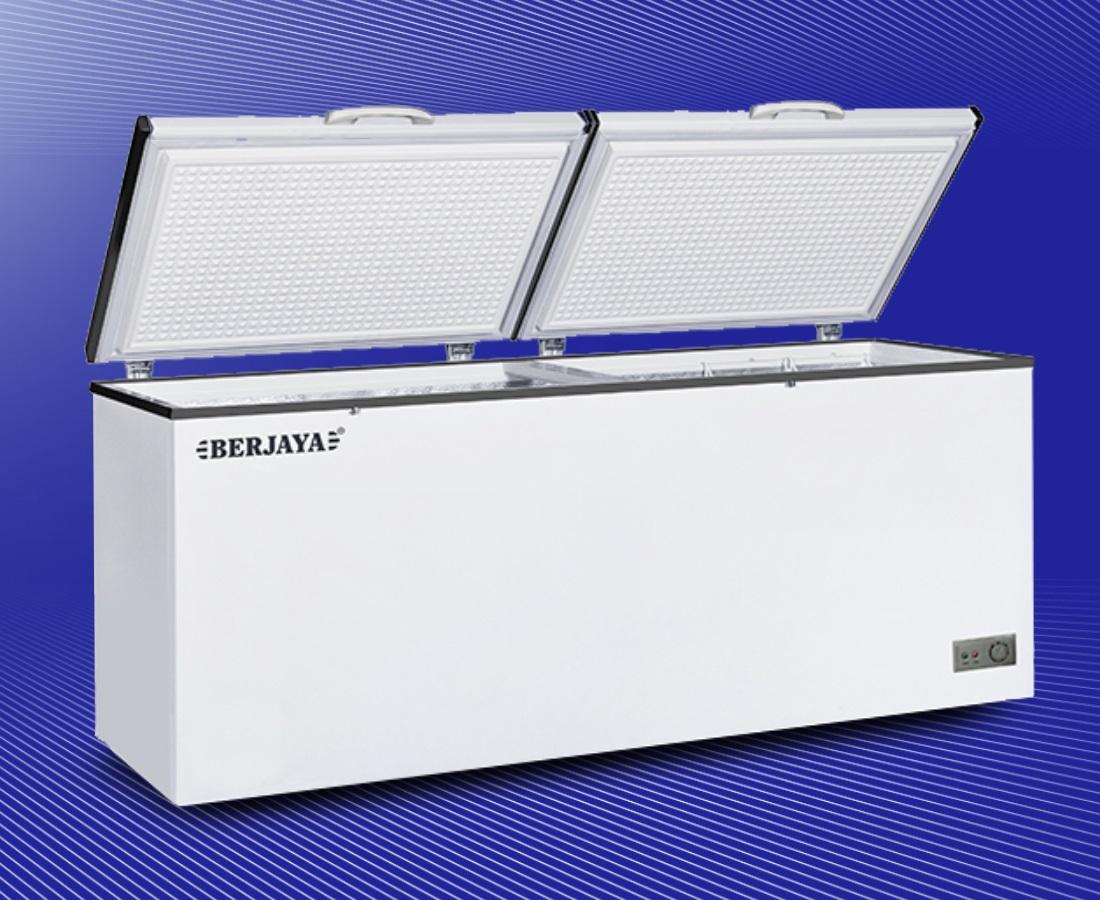 TỦ ĐÔNG BERJAYA 490 LÍT BJY-CFSD600A R134A