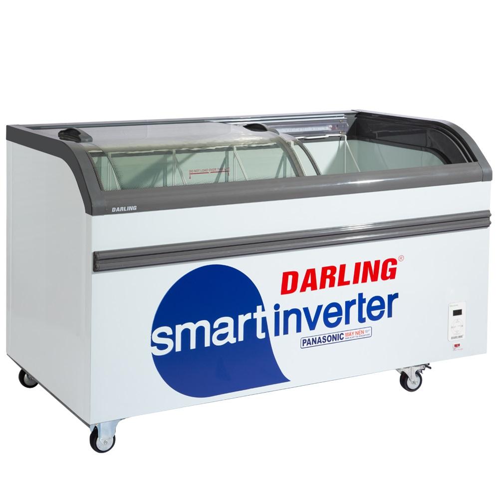 TỦ ĐÔNG DARLING INVERTER DMF-7079ASKI 500 LÍT ĐỒNG R600A TRƯNG BÀY KEM