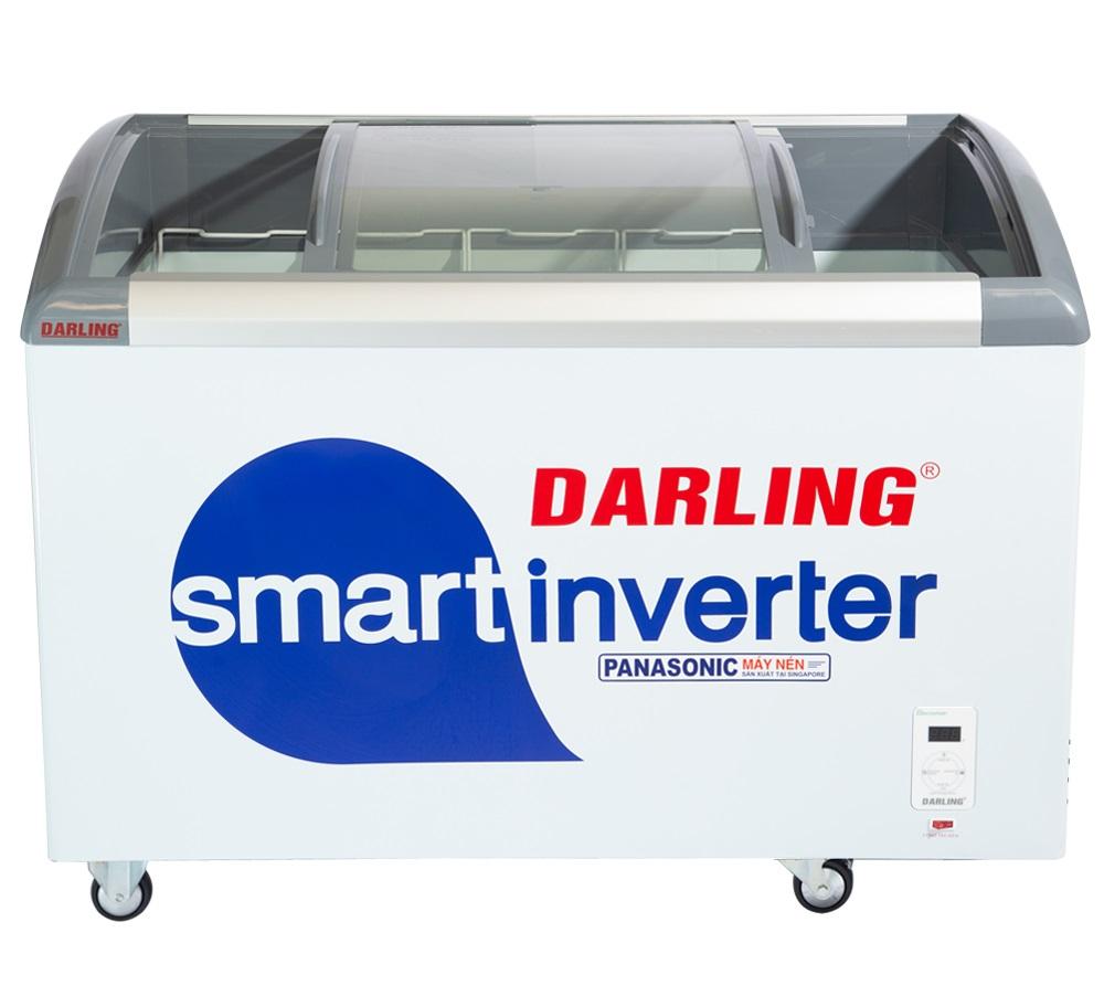 TỦ ĐÔNG DARLING SMART INVERTER DMF-5079ASKI 450 LÍT ĐỒNG TRỮ KEM