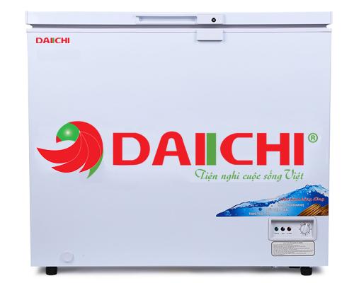 Tủ Đông Inverter Daiichi DC-CFXD3689A 300 Lít Dàn Đồng Màu Trắng
