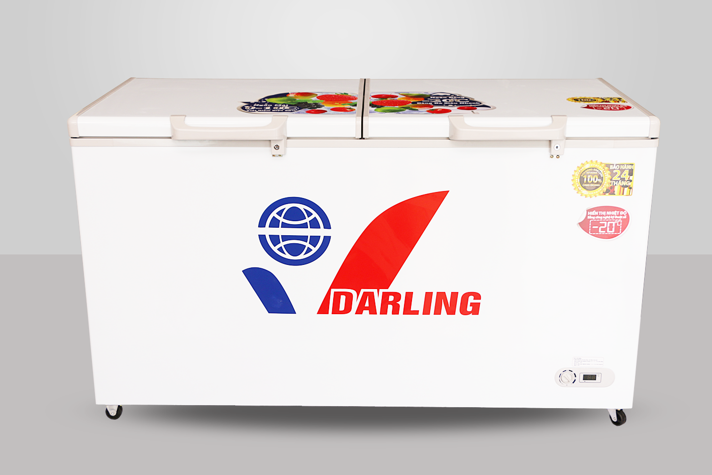 Tủ Đông Darling DMF-7779AX