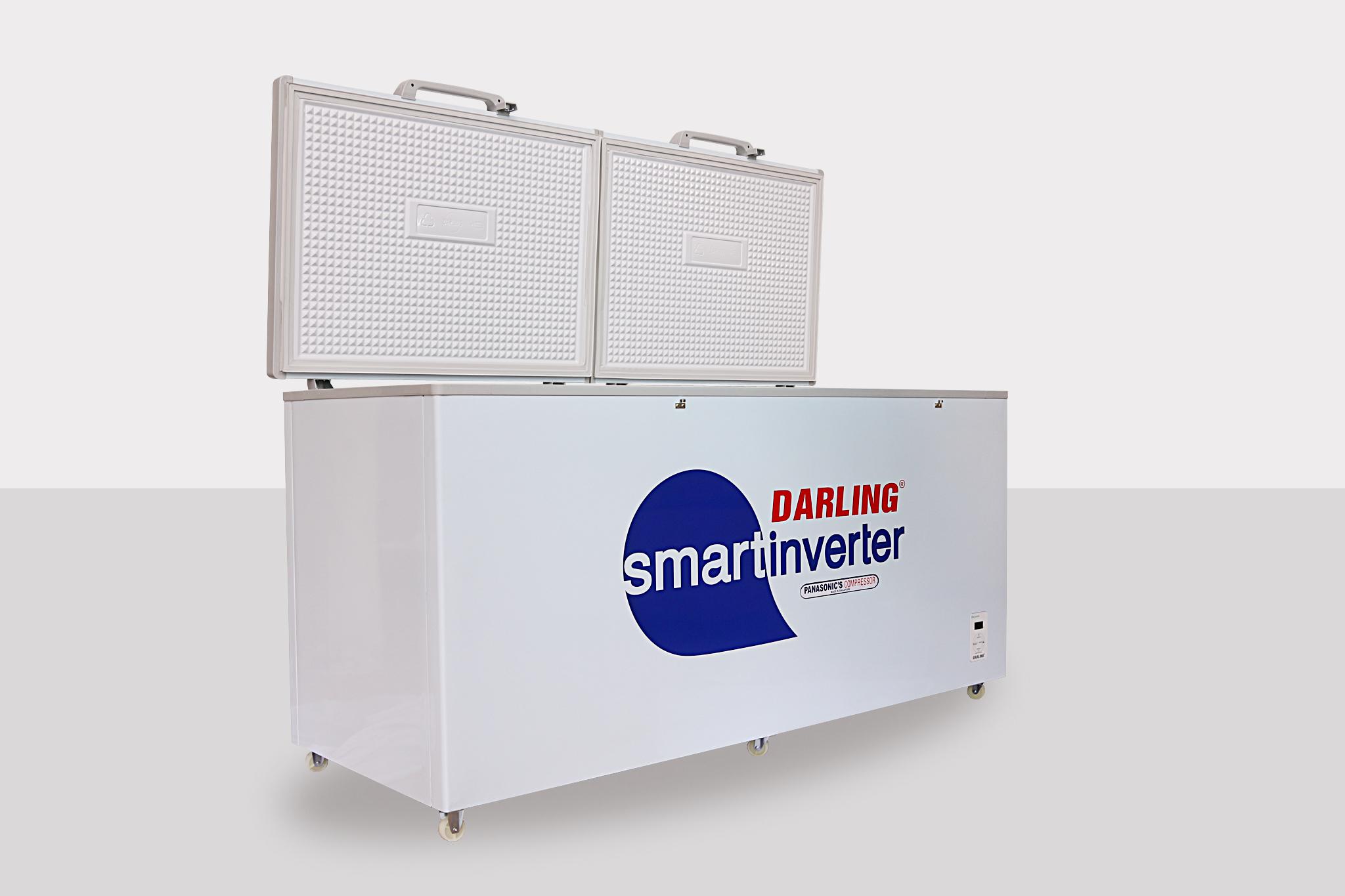 Tủ Đông Inverter Darling DMF-1179ASI