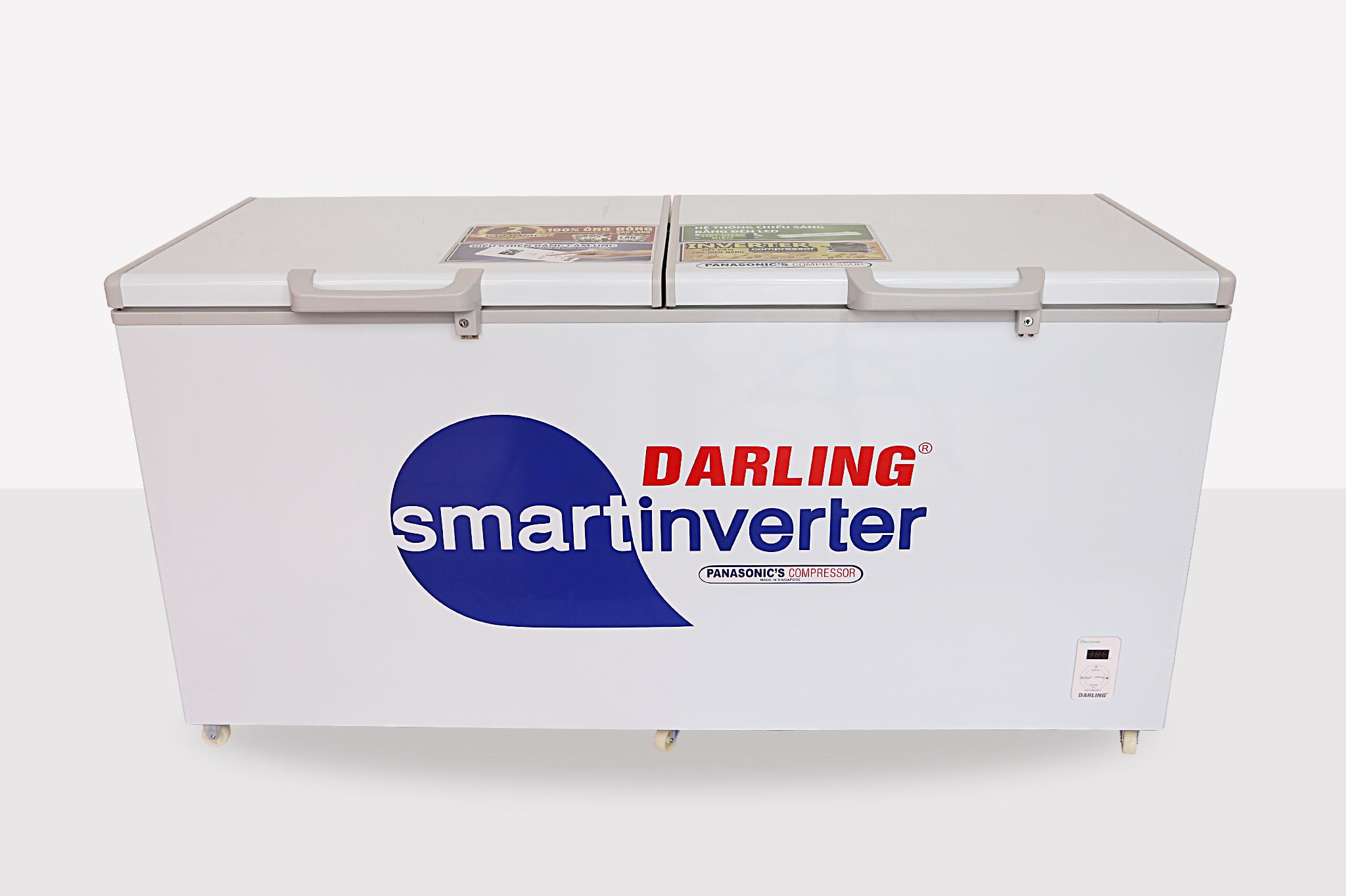 Tủ Đông Inverter Darling DMF-9779ASI