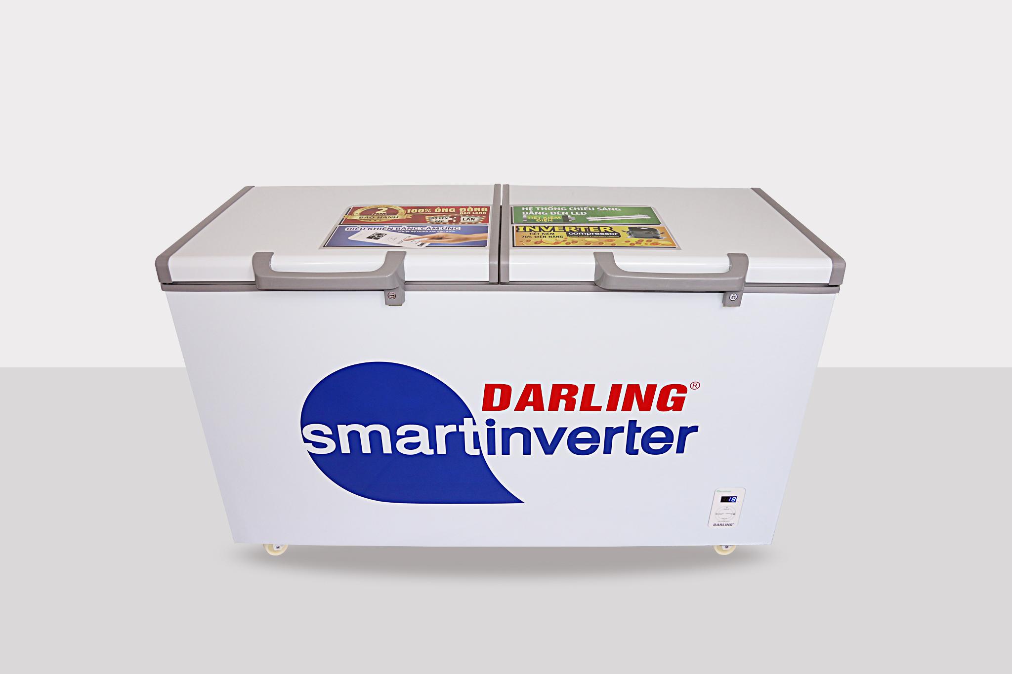 Tủ Đông Inverter Darling DMF-3799ASI