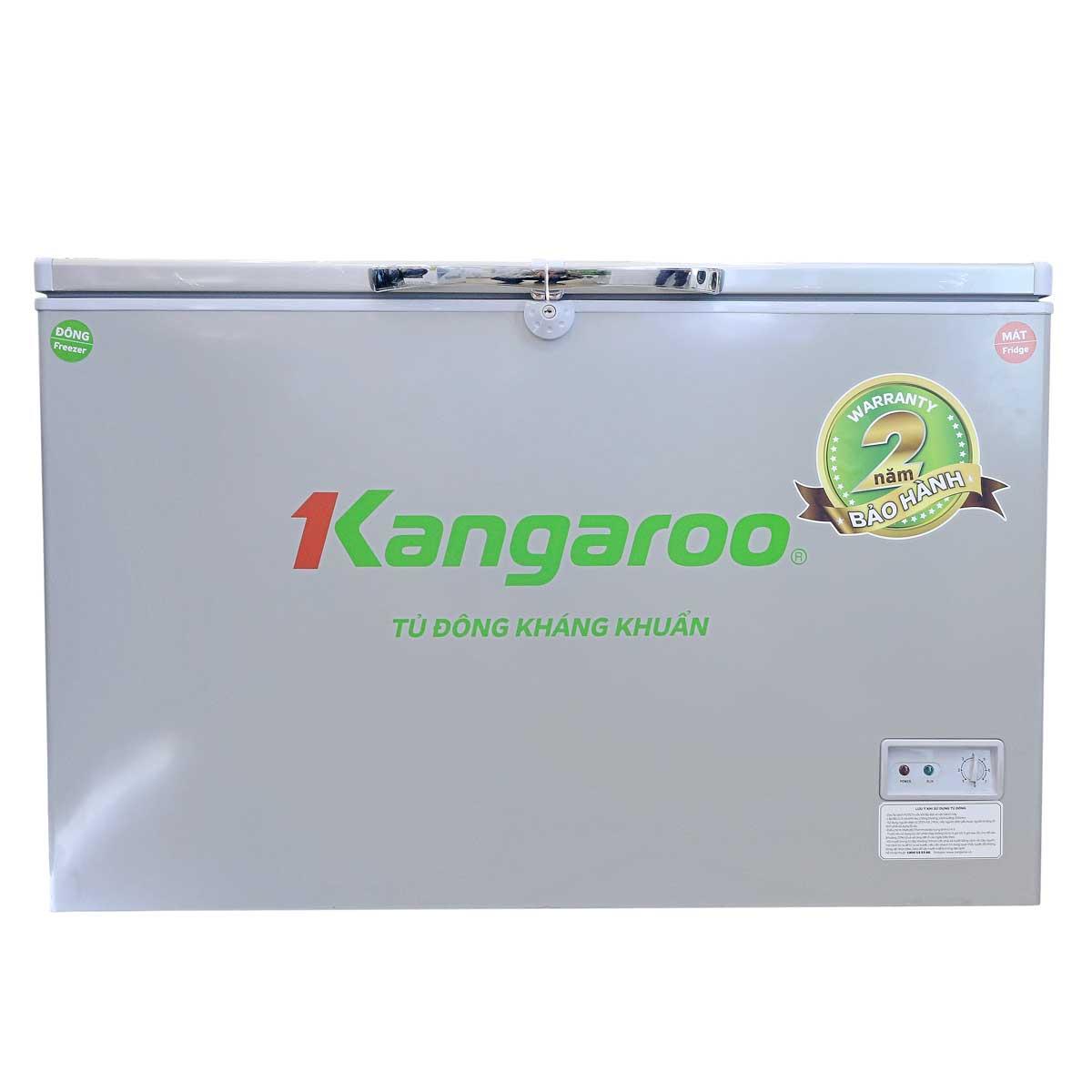 Tủ Đông Kangaroo KG388VC1