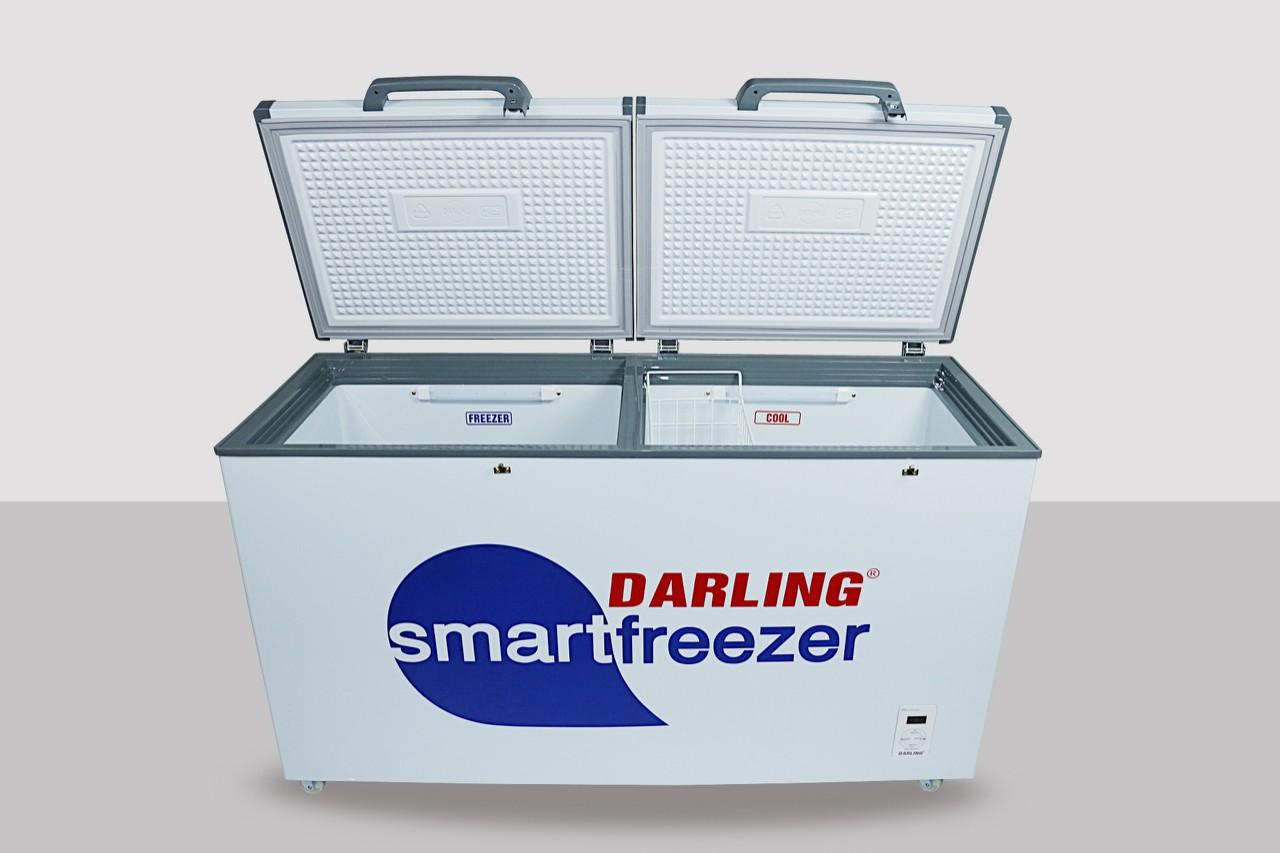 Tủ Đông Mát Darling DMF-3699WS-2