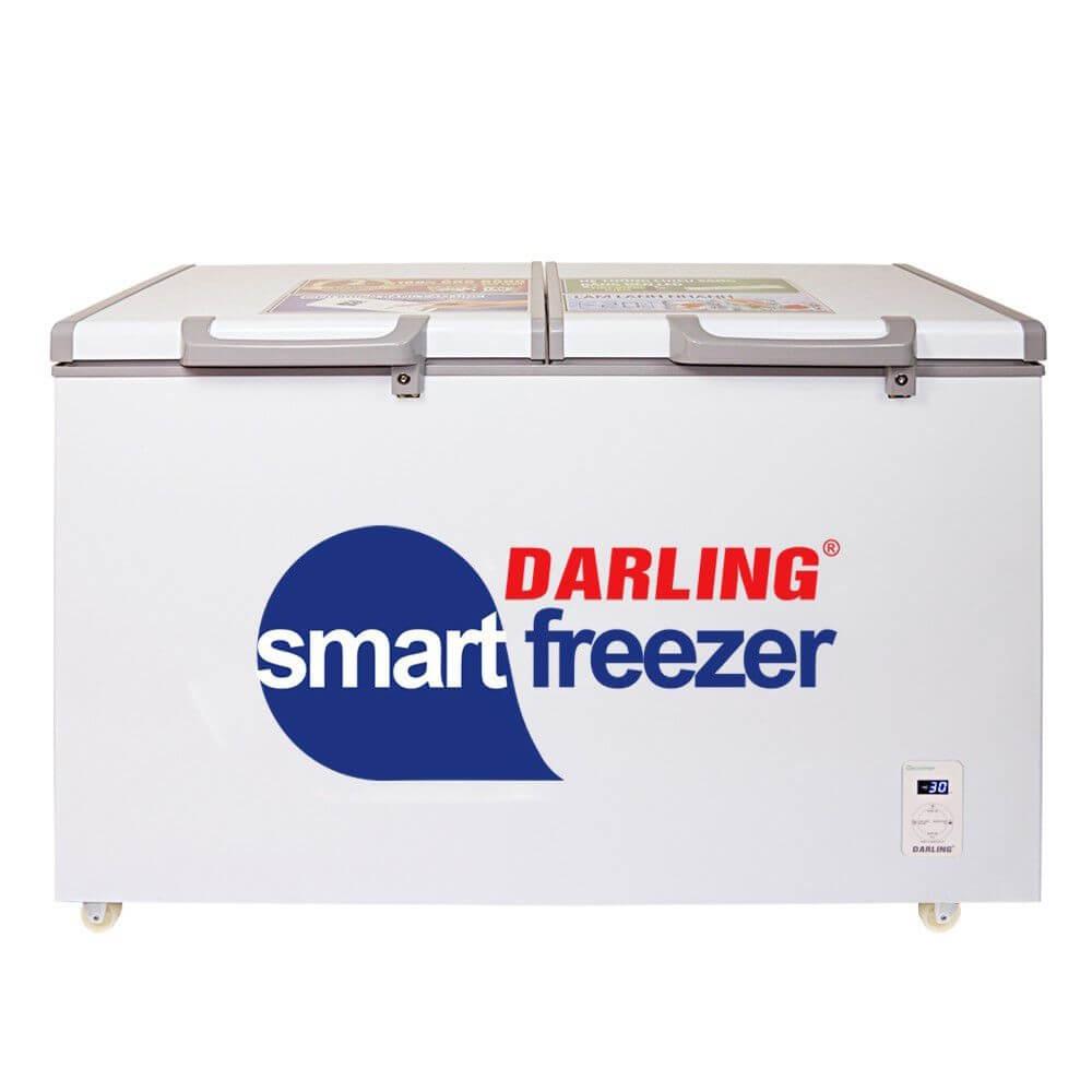 Tủ Đông Mát Darling DMF-3699WS 350 Lít Dàn Lạnh Đồng
