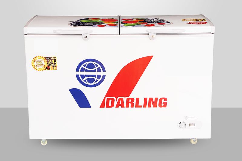 Tủ Đông Mát Darling DMF-3899WX