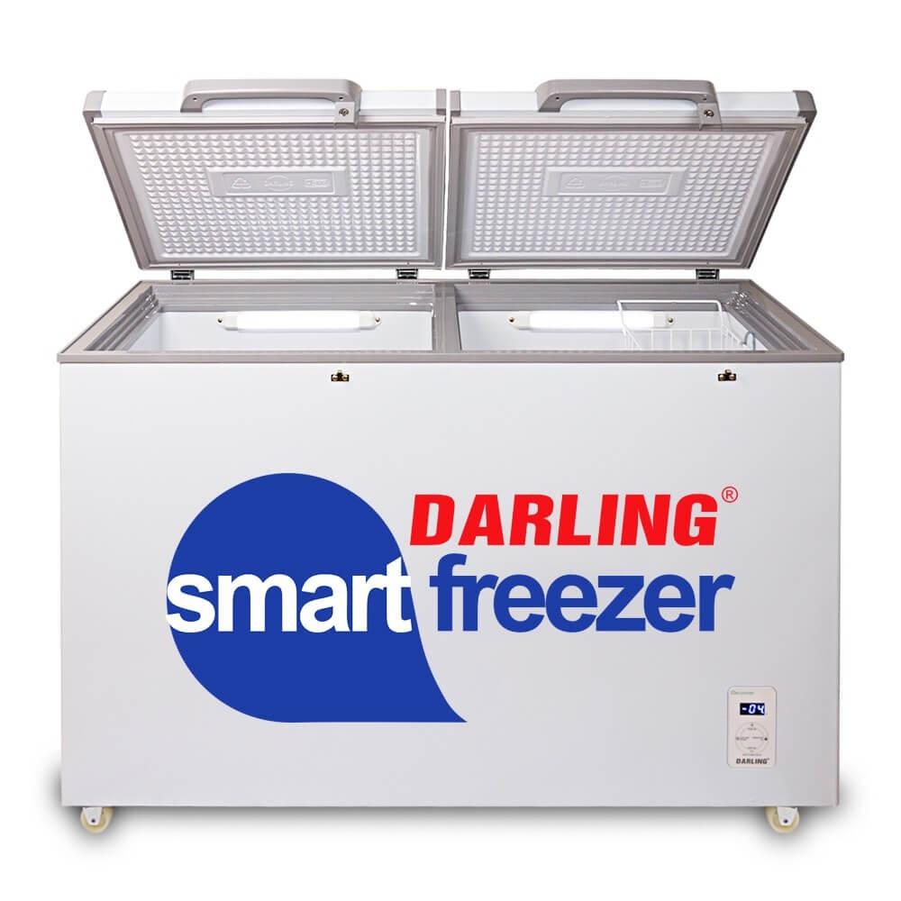 Tủ Đông Mát Darling DMF-4699WS 450 Lít Dàn Lạnh Đồng