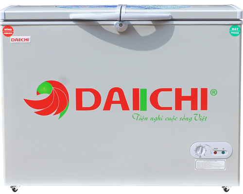 Tủ Đông Mát Inverter Daiichi DC-CF289W-GE 280 Lít Màu Xám