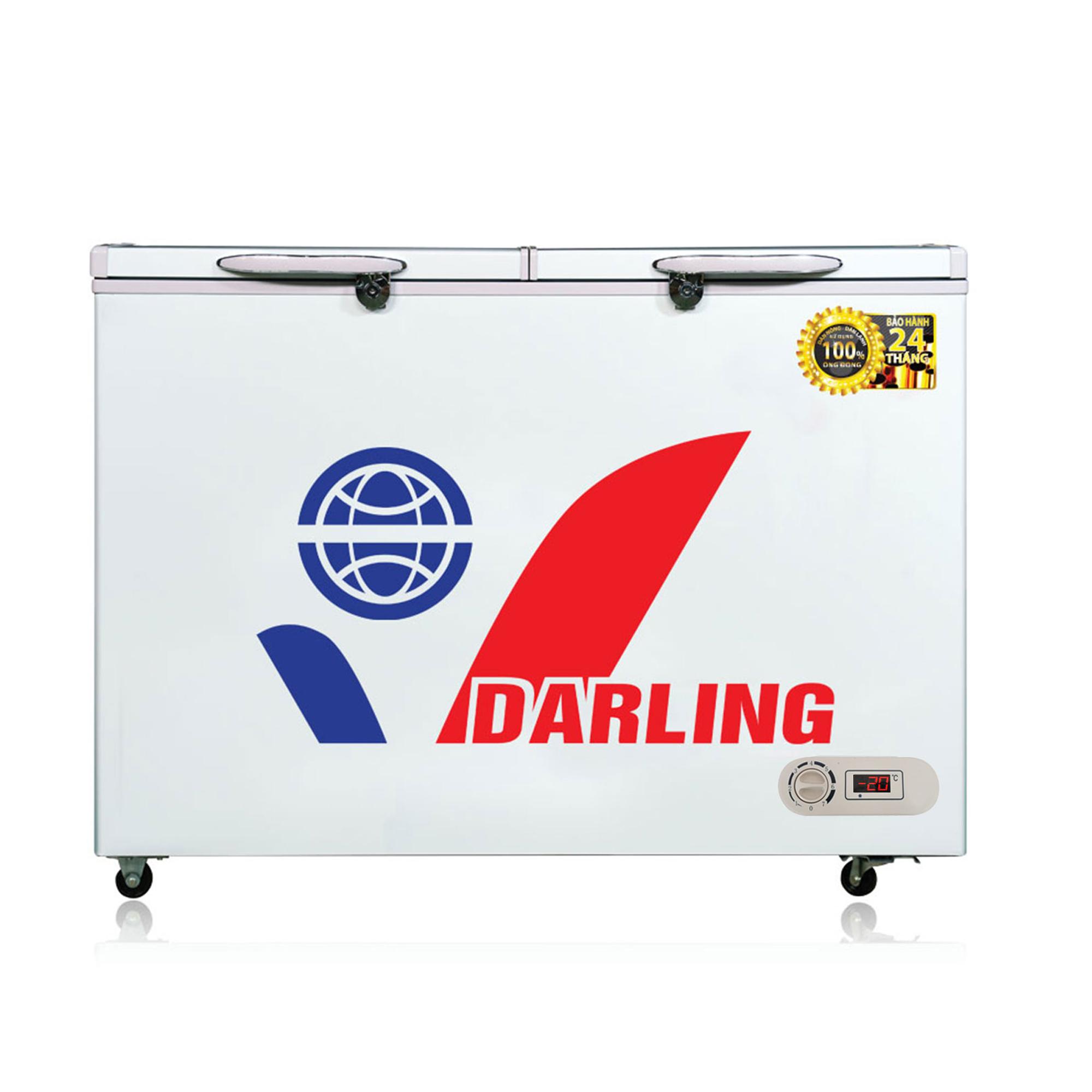 Tủ Đông Mát Darling DMF-2488WX
