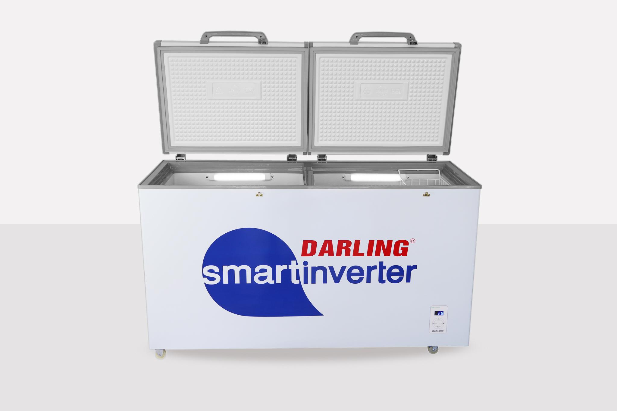 Tủ Đông Mát inverter Darling DMF-3699WSI-2