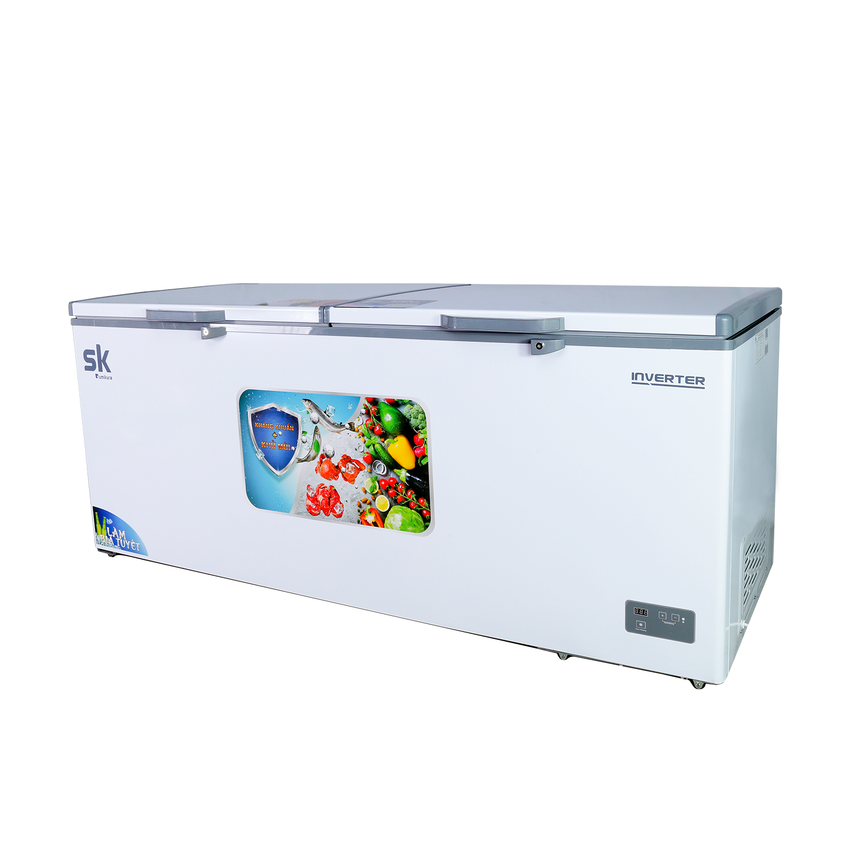 TỦ ĐÔNG MÁT INVERTER SUMIKURA SKF-600DI 600 LÍT ĐỒNG (R600A)