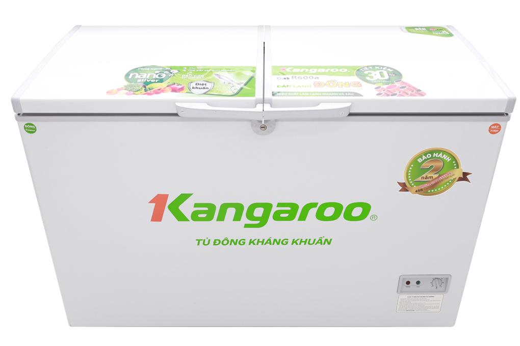 Tủ Đông Mát Kangaroo KG-388C2