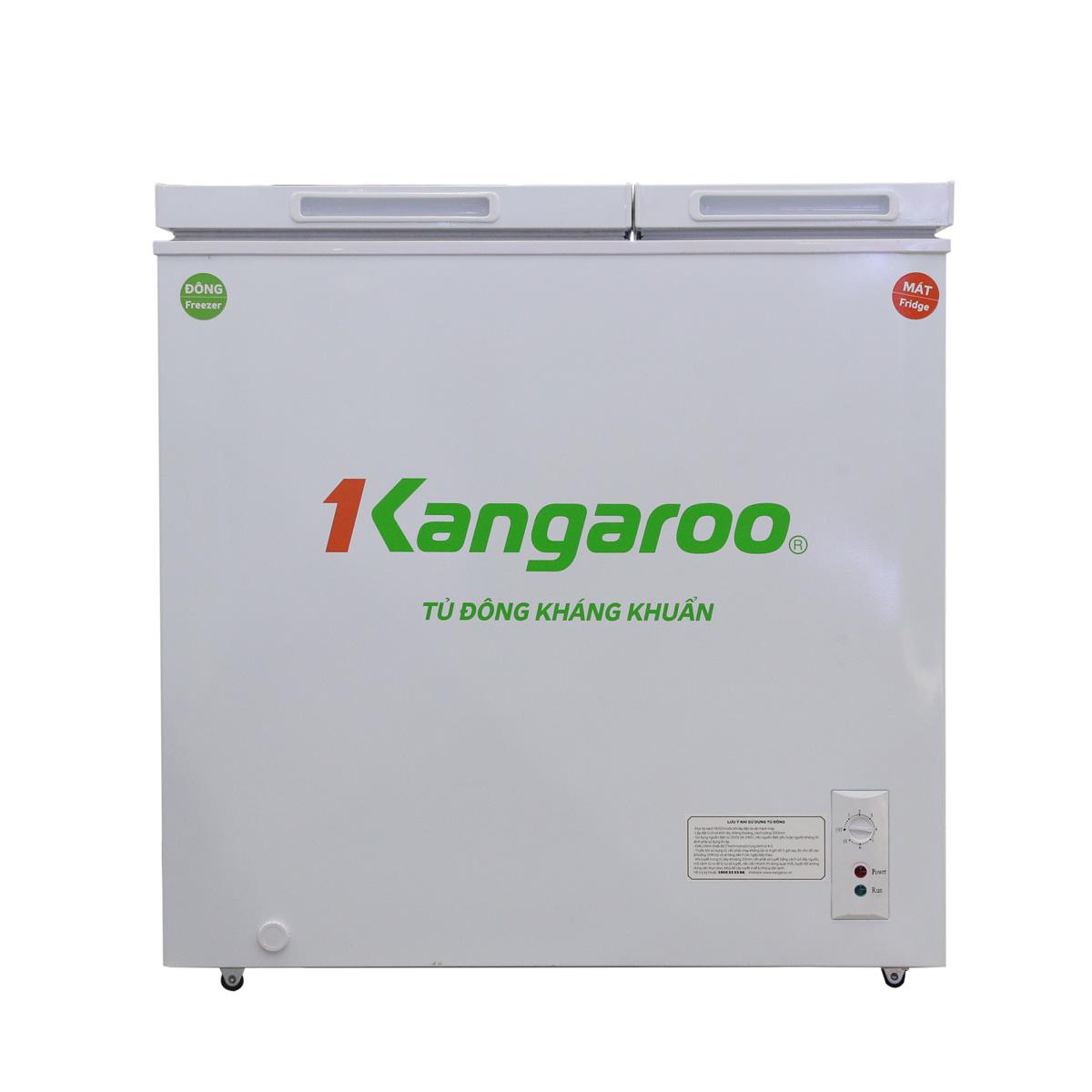 Tủ Đông Mát Kangaroo KG236C2