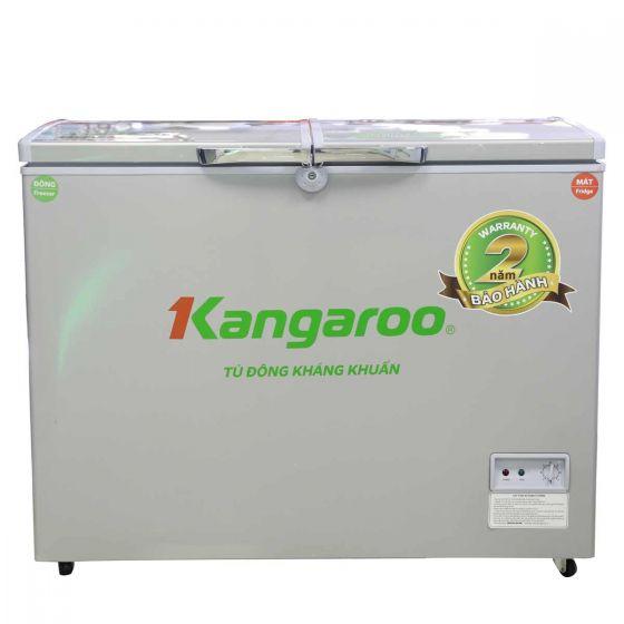 Tủ Đông Mát Kangaroo KG388VC2