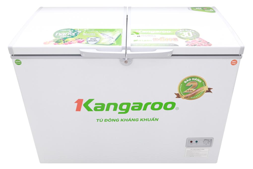 Tủ Đông Mát Kangaroo KG468C2