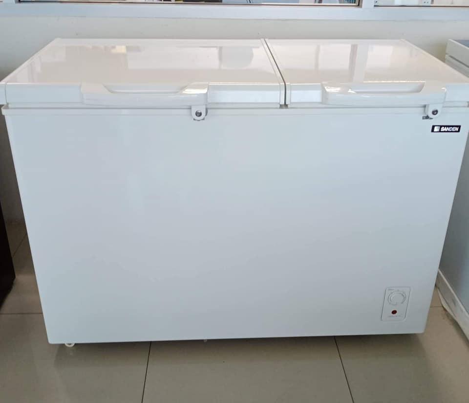 TỦ ĐÔNG MÁT SANDEN INTERCOOL SDQ-0403 400 LÍT ĐỒNG R600A