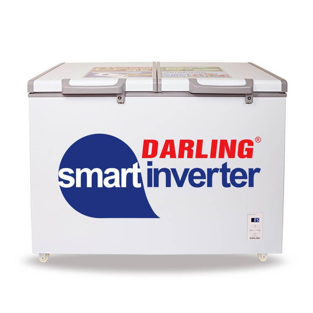 Tủ Đông Mát Smart Inverter Darling DMF-2699WSI