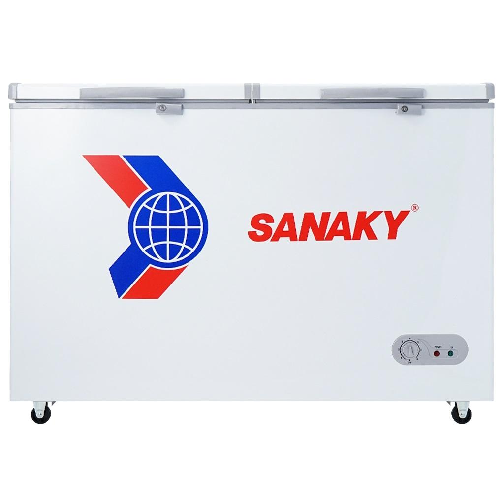 TỦ ĐÔNG SANAKY VH-225A2 NHÔM 175 LÍT