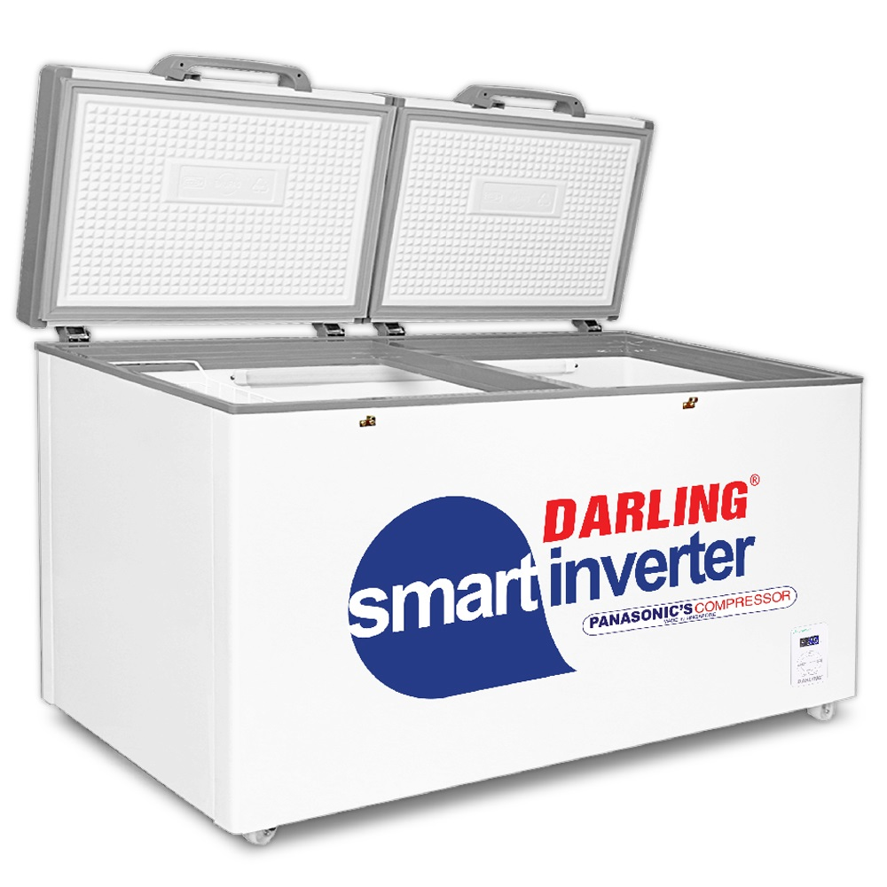 Tủ Đông Smart Inverter Darling DMF-1079ASI 1100 Lít Dàn Đồng