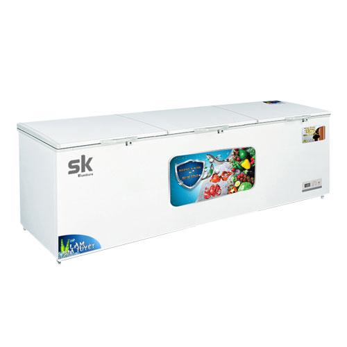 Tủ Đông Sumikura SKF-1600S(JS) 1600 Lít Dàn Đồng