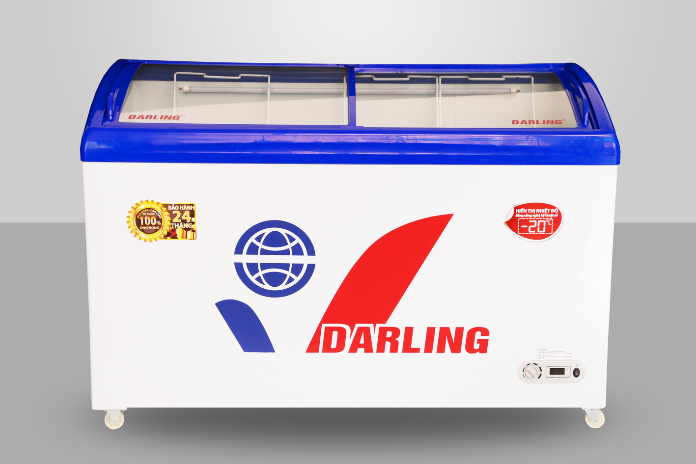 Tủ Kem Darling DMF-3079AX