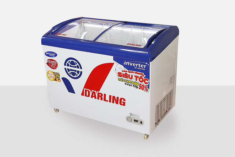 Tủ Kem Inverter Darling DMF-4079KI-1