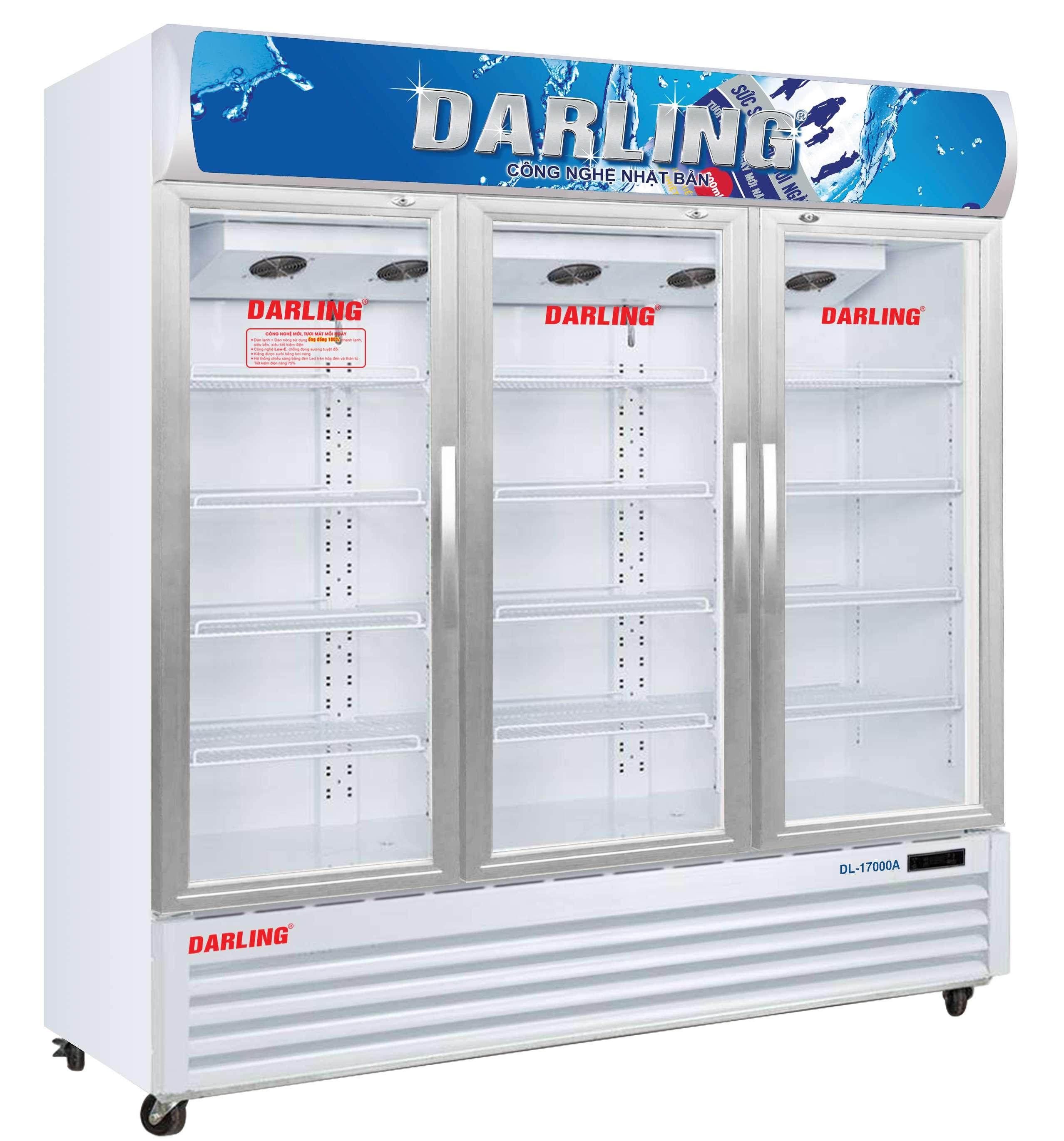 Tủ Mát Darling DL-17000A