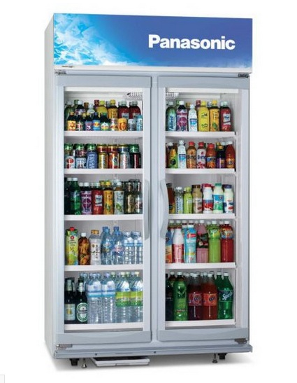 Tủ Mát Panasonic SBC-P2DS(VN)
